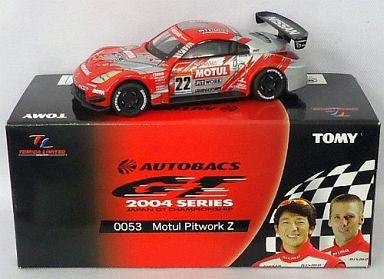 【中古】ミニカー TL0053 モチュール ピットワーク Z POTENZA #22(レッド×シルバー) 「トミカリミテッド オートバックス GT 2004シリーズ」 [715771]