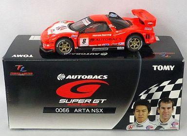 【中古】ミニカー TL0066 ARTA NSX AUTOBACS #8(オレンジ×ホワイト) 「トミカリミテッド オートバックス GT 2005シリーズ」 [727996]