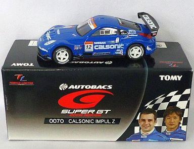 【中古】ミニカー TL0070 カルソニック インパル Z TOTAL #12(ブルー) 「トミカリミテッド オートバックス GT 2005シリーズ」 [727989]