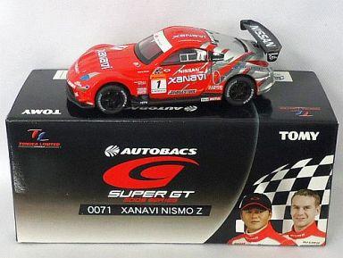 【中古】ミニカー TL0071 ザナヴィ ニスモ Z BRIDGESTONE #1(レッド×シルバー) 「トミカリミテッド オートバックス GT 2005シリーズ」 [727965]