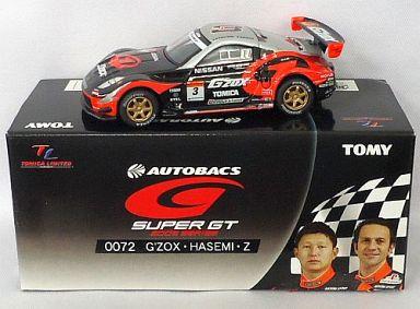 【中古】ミニカー TL0072 G'ZOX ハセミ Z TOMICA #3(ブラック×シルバー) 「トミカリミテッド オートバックス GT 2005シリーズ」 [724247]