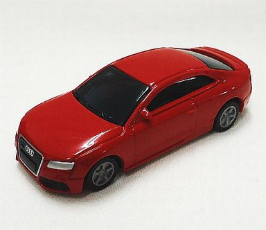 【中古】ミニカー Audi RS5(レッド) 「サントリーコーヒーボス アウディコレクション プルバックカー」