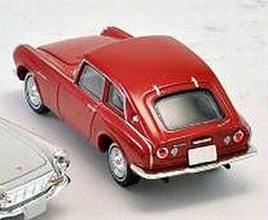 【中古】ミニカー 1/64 TLV-125b Honda S600クーペ レッド 「トミカ リミテッドヴィンテージ」 [242901]