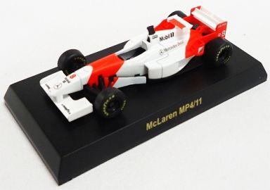 【中古】ミニカー 1/64 McLaren MP4/11 No.8(ホワイト×レッド) 「マクラーレン ミニカーコレクション」 サークルK・サンクス限定