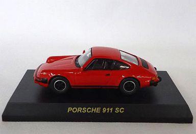 【中古】ミニカー ポルシェ 911SC (レッド) 「1/64 ポルシェ ミニカーコレクション2」 サークルK・サンクス限定