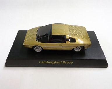【中古】ミニカー 1/64 Lamborghini Bravo(金) ランボルギーニコレクション3