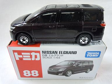 【中古】ミニカー 日産 エルグランド 「トミカ No.88」
