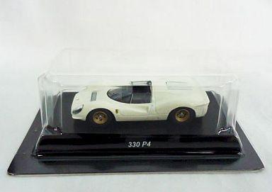 【中古】ミニカー 1/64 Ferrari 330 P4(ホワイト) 「フェラーリ ミニカーコレクション7 NEO」 サークルK・サンクス限定