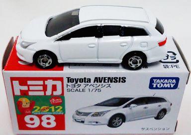 【中古】ミニカー トヨタ アベンシス 「トミカ No.98」