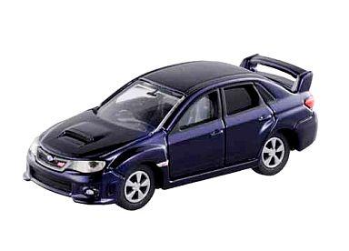 【中古】ミニカー スバル インプレッサ WRX STI 4door 「「トミカリミテッド TL0142」