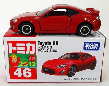 【中古】ミニカー トヨタ FT-86 「トミカ No.46」