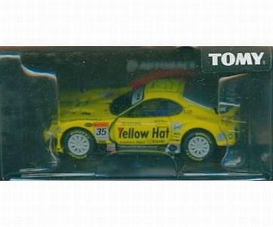 【中古】ミニカー イエローハット YMSスープラ「オートバックス SUPER GT 2005SERIES」[トミカリミテッド0060]