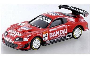 【中古】ミニカー バンダイ スープラ「オートバックス SUPER GT 2005SERIES」[トミカリミテッド0062]