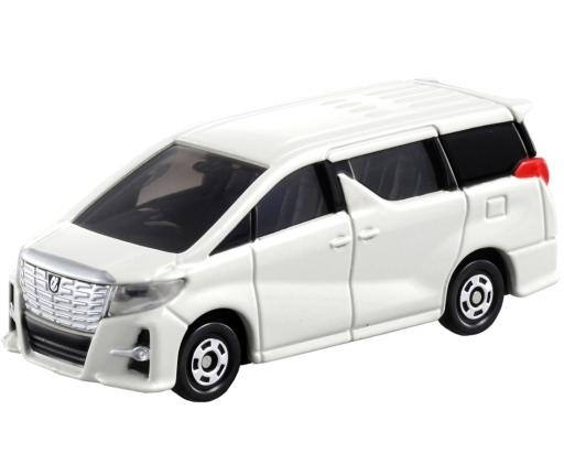 【中古】ミニカー トヨタ アルファード 「トミカ No.12」