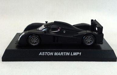 【中古】ミニカー 1/64 LMP1(マットブラック) カルワザバージョン 「アストンマーティン ミニカーコレクション」 カルワザオンライン限定