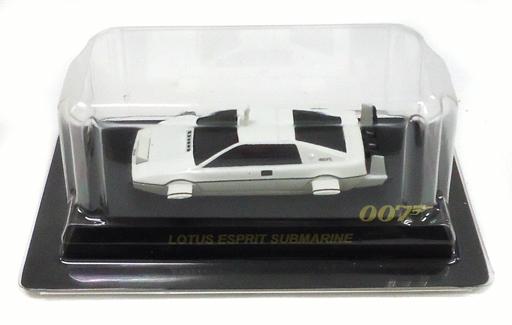【中古】ミニカー 1/72 Lotus Esprit Submarine(ホワイト) 「007 J.ボンド ミニチュアモデルシリーズ」 サークルK・サンクス限定