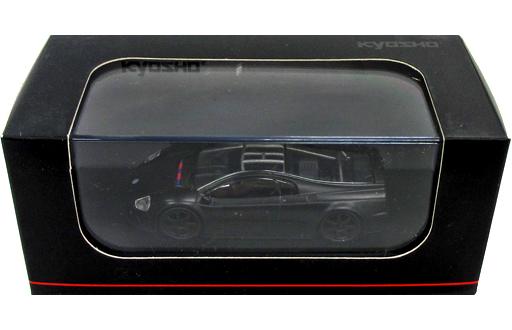 【中古】ミニカー 1/64 VW ナルド W12 クーペ 2001(マットブラック×マットブラックホイール) [KS07050A11]