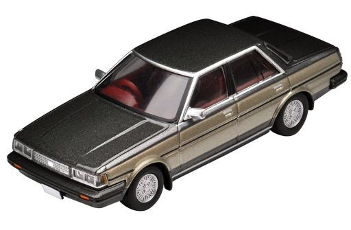 【新品】ミニカー 1/64 TLV-N156b クレスタ 84年(グレー) 「トミカリミテッドヴィンテージNEO」 [284574]