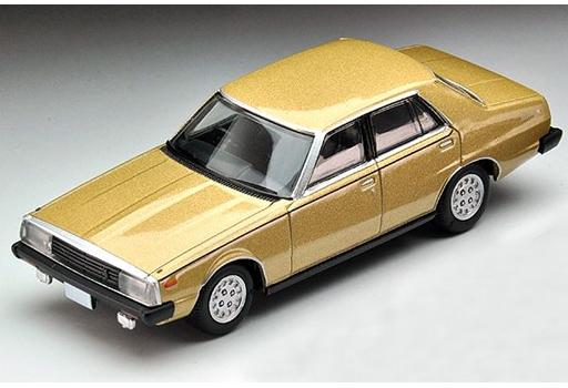【予約】ミニカー 1/64 TLV-N111c スカイライン 2000GT-EX ゴールデンカー 「トミカリミテッドヴィンテージNEO」 [291534]