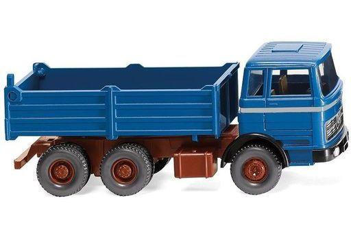 ヴィーキング(WIKING) 新品 ミニカー 1/87 メルセデス・ベンツ ハイサイド ダンプトラック [067309]