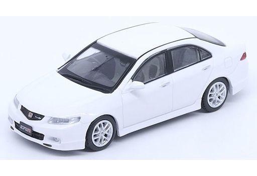 INNO MODELS(イノモデル) 新品 ミニカー 1/64 Honda アコード Euro-R CL7 Premium(ホワイトパール) [IN64-CL7-PWP]