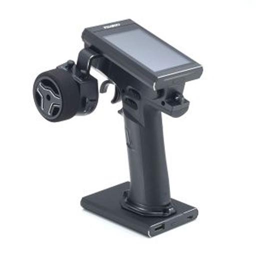 京商 新品 ラジコン ラジコン用 Flysky 2.4GHz デジタルプロポーショナルラジオコントロールシステム Noble NB4 Mini-Z EVO用受信機2個付 [82151M]