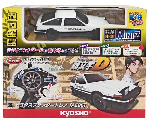 First MINI-Z 頭文字D トヨタ スプリンタートレノ AE86 66601