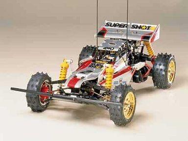 1/10 電動RCカーシリーズ No.517 スーパーホットショット (2012) 58517