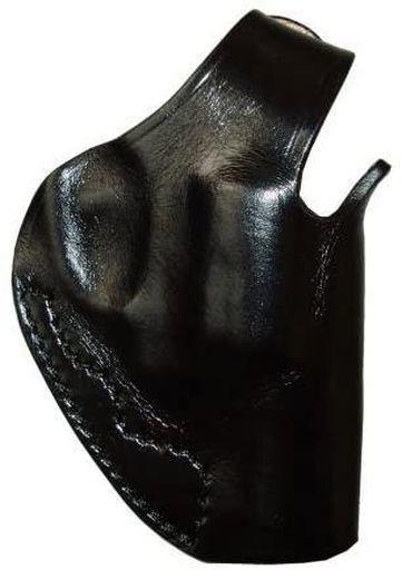 イーストA 新品 ガン サムブレイククロスタイプホルスター 牛革製 ブラック No.JP2-BK