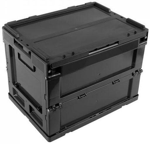 LayLax(ライラクス) 新品 ガン パーツ SATELLITE ミリタリーコンテナ ハーフ ブラック