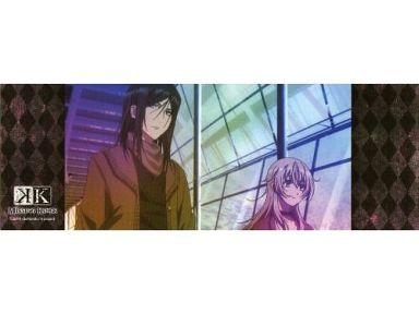 夜刀神狗朗&ネコ 「劇場版 K MISSING KINGS ステッカーコレクション」