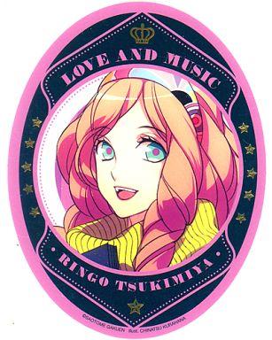 月宮林檎(楕円形) 「うたの☆プリンスさまっ♪ トレーディングヒストリーステッカーVer.2」