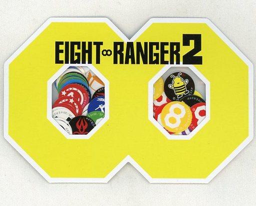 【中古】シール・ステッカー(男性) エイトレンジャー(関ジャニ∞) フレークシール 「エイトレンジャー2」