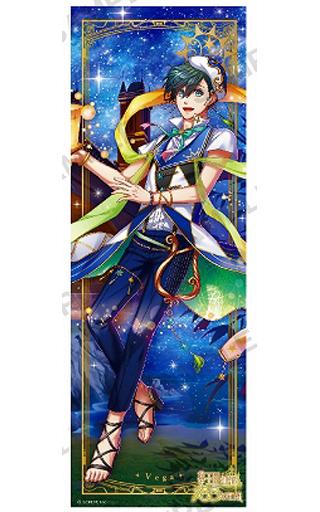 【中古】シール・ステッカー(キャラクター) ベガ(太陽覚醒) 「夢王国と眠れる100人の王子様 ステッカーコレクション Vol.2」