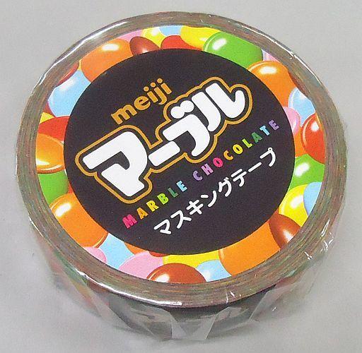【新品】シール・ステッカー(キャラクター) マーブル おやつマーケット マスキングテープ