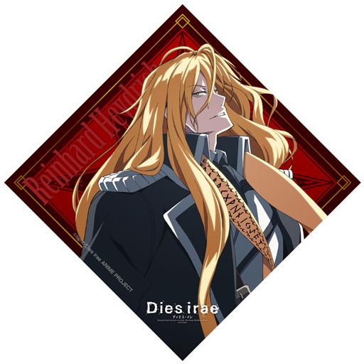 【予約】シール・ステッカー(キャラクター) ラインハルト・ハイドリヒ 耐水耐久ステッカー 「Dies irae」