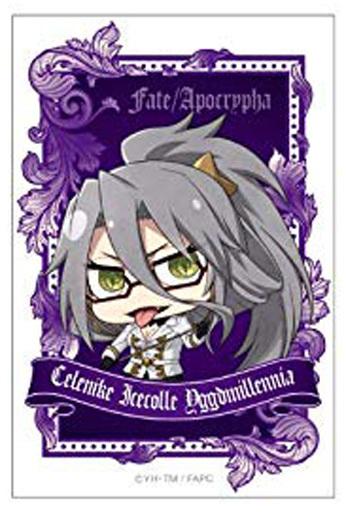 セレニケ・アイスコル・ユグドミレニア(デフォルメ) 「Fate/Apocrypha トレーディングステッカーセット」