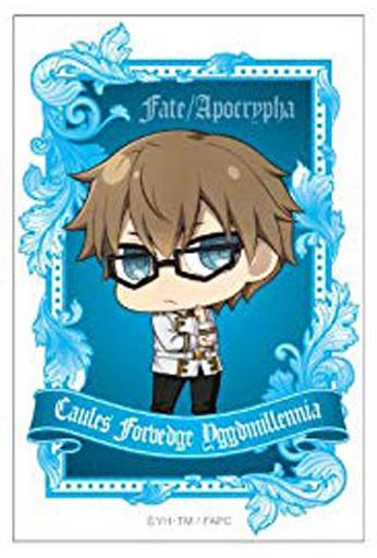 カウレス・フォルヴェッジ・ユグドミレニア(デフォルメ) 「Fate/Apocrypha トレーディングステッカーセット」