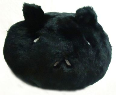 【中古】クッション・抱き枕・本体(キャラクター) 黒猫クッション 「Dear Girl ?Stories? 響」 シルフVol.8. 誌上通販限定
