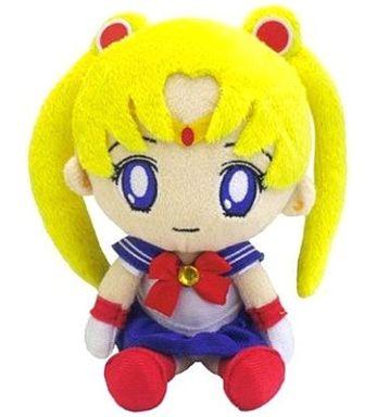 【中古】クッション・抱き枕・本体(キャラクター) セーラームーン Miniぬいぐるみクッション 「美少女戦士セーラームーン」