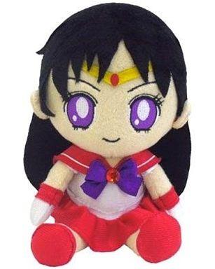【中古】クッション・抱き枕・本体(キャラクター) セーラーマーズ Miniぬいぐるみクッション 「美少女戦士セーラームーン」