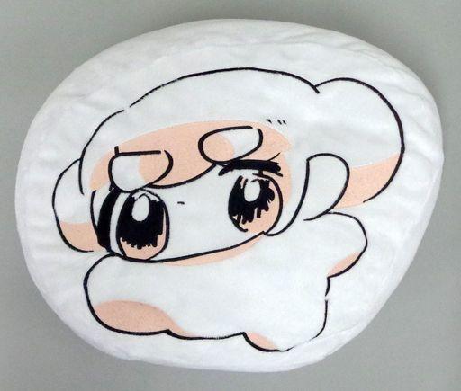 【中古】クッション・抱き枕・本体(キャラクター) おもち単体 ぶ厚いクッション 「おもちエイリアン」