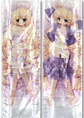 【中古】抱き枕カバー・シーツ(キャラクター) プリーシア 両面抱き枕カバー 「PCソフト プリズム・アーク」 ソフマップ特典