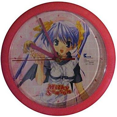 【中古】置き時計・壁掛け時計(キャラクター) Milky Season 壁掛け時計