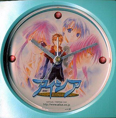 【中古】置き時計・壁掛け時計(キャラクター) アイシア 置時計