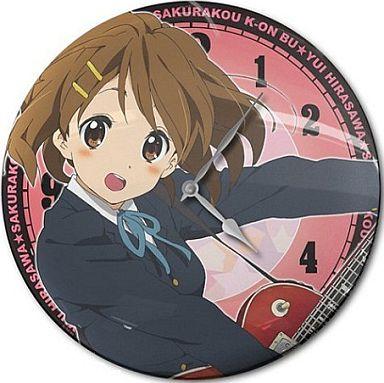 【中古】置き時計・壁掛け時計(キャラクター) 平沢唯 ティンクロック 「けいおん!」