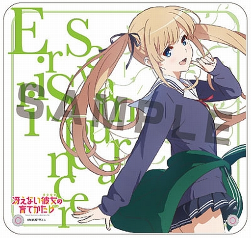 【中古】置き時計・壁掛け時計(キャラクター) 澤村・スペンサー・英梨々 アクリルクロック 「冴えない彼女の育てかた♭」