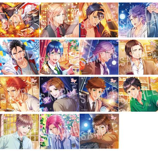 【ボックス】ボーイフレンド(仮) ふぉーちゅん☆ビジュアル色紙 vol.1 Knight