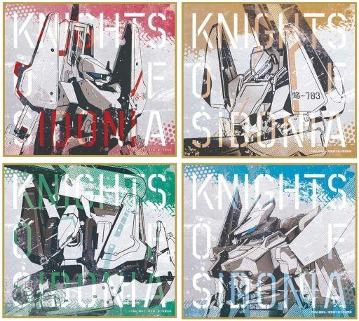 GRANUP 新品 紙製品 【BOX】シドニアの騎士 あいつむぐほし ミニ色紙