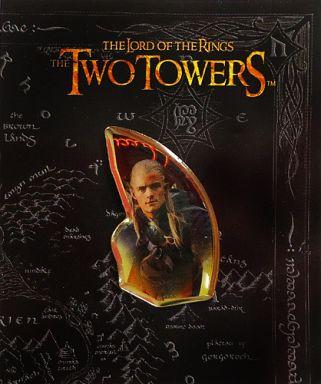 【中古】バッジ・ピンズ(男性) レゴラス ピンバッジ 「ロード・オブ・ザ・リング 二つの塔」